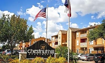 Community Signage, Chestnut Hill, 0