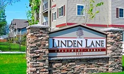 Community Signage, Linden Lane Apartments Homes, 0