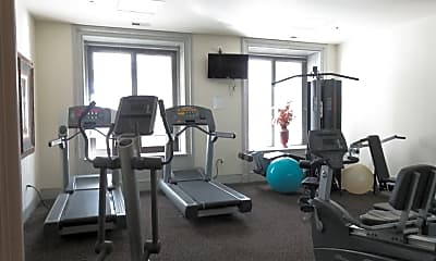 Fitness Weight Room, 1011 Chestnut St, 2