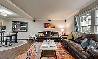 Living Room, 5818 E University Blvd 138, 1