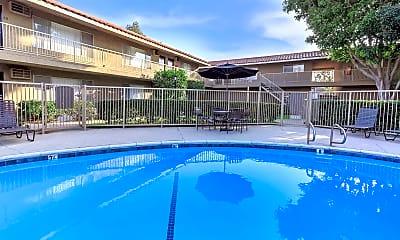 Pool, Camino, Pueblo & El Rancho Apartment Homes, 0