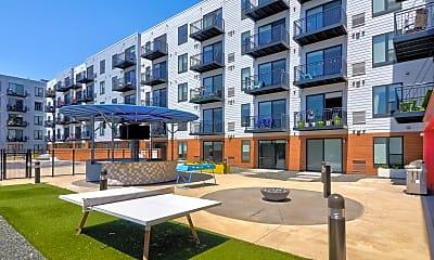 Recreation Area, Hello Apartments, 1