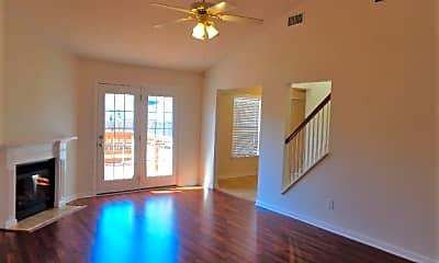 Living Room, 1768 Merritt Street, 1