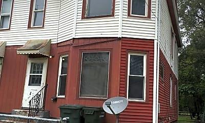 Building, 112 Argyle St, 1