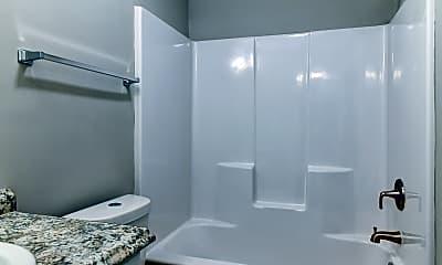 Bathroom, Pinnacle Place, 2