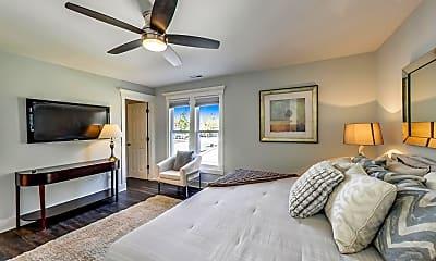 Bedroom, 9620 West 57th Street, 2