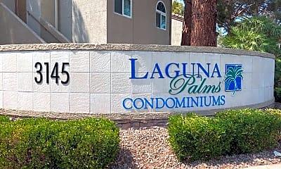Community Signage, 3145 E Flamingo Rd 2070, 1