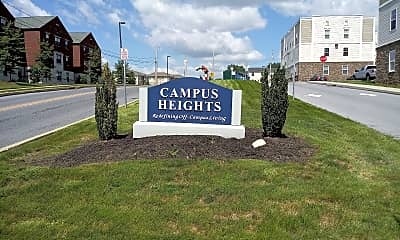 Campus Heights, 1