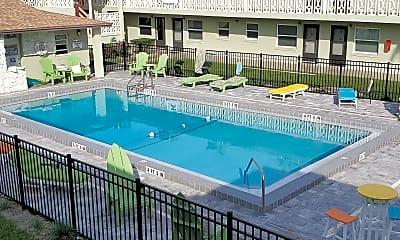 Pool, 5600 N Banana River Blvd 42, 0