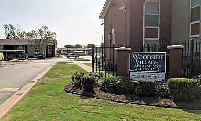 Woodside Village, 1
