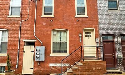 Building, 3737 Market St, 2