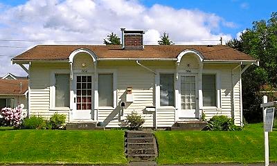 Building, 1902 H St, 0