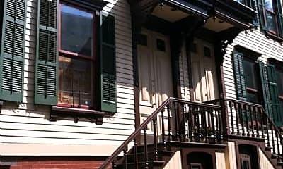 Building, 17 Sylvan Terrace, 0