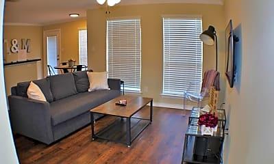 Living Room, 1215 Oney Hervey Dr, 1