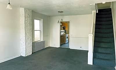 Living Room, 521 Hess St, 1