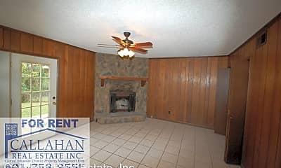 Living Room, 6505 Blackstone Dr, 1