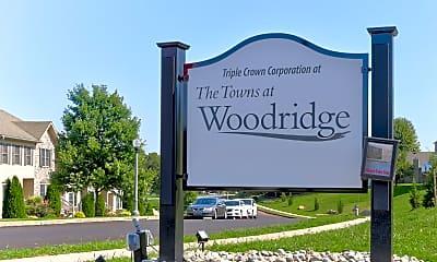 Community Signage, Towns at Woodridge, 2