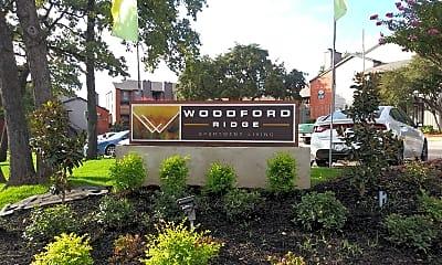 Woodford Ridge, 1