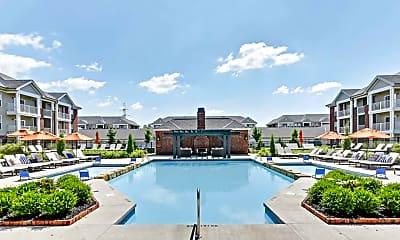 Pool, Clifton Park New Albany, 1