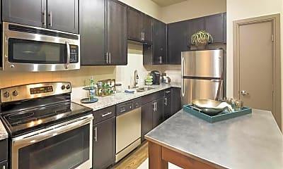 Kitchen, Neo Midtown Apartments, 1