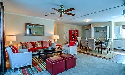 Living Room, Clarke Springs, 1