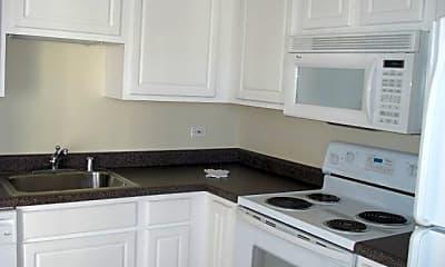 Kitchen, 10 E Ontario St APT 3002, 1