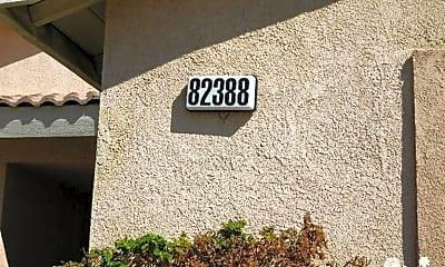 Community Signage, 82388 Cochran Dr, 2