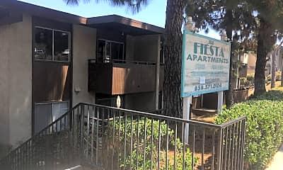 Fiesta Apartments, 1