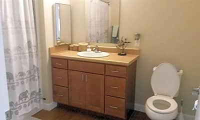 Bathroom, Heritage Lane Residences, 2