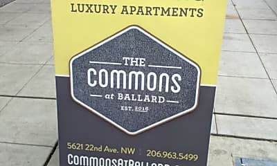 Commons at Ballard, 1
