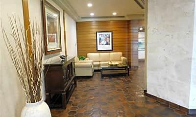 Living Room, 400 Island Way 808, 1