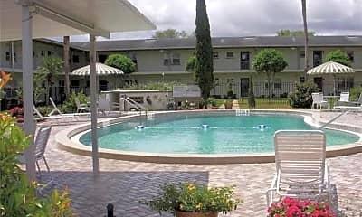 Pool, 5505 Hernandes Drive, 1