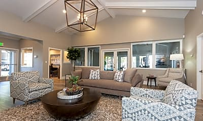 Living Room, Apex on the River, 1