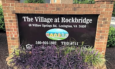The Village At Rockbridge, 1