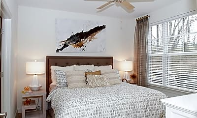 Bedroom, 5th Street Place Apartments, 2