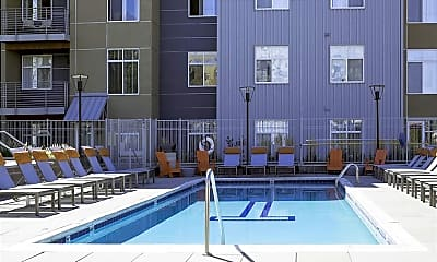 Pool, Talavera Apartments, 2