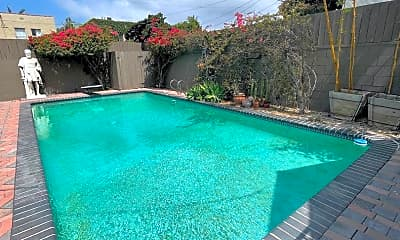 Pool, 1125 Stearns Dr., 2