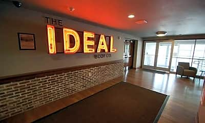 The Ideal, 0