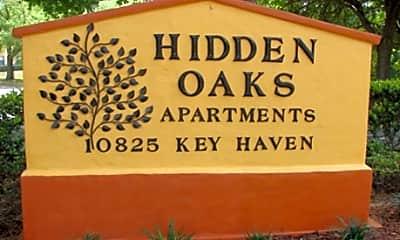 Hidden Oaks Apartments, 1