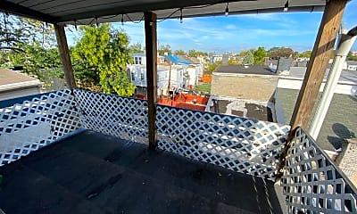 Patio / Deck, 237 N 11th St, 2