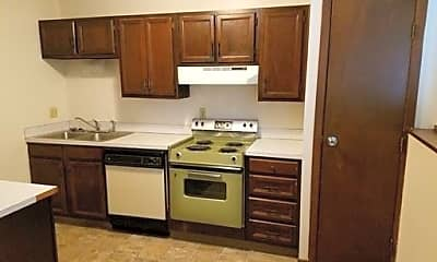 Kitchen, 1505 12th St NW, 1