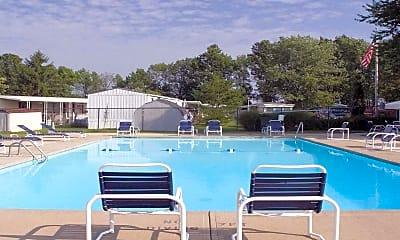 Pool, Worthington Arms, 0