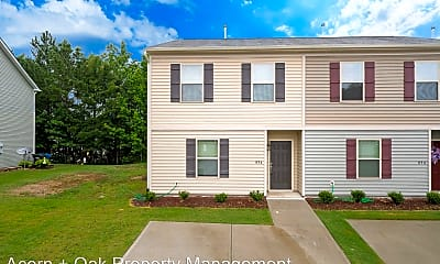 Building, 896 Saratoga Dr, 1