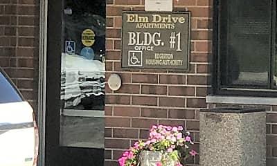 Elm Drive Apartments, 1