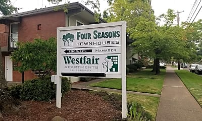 Four Seasons Townhouses and Westfair Apartments, 1