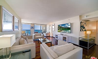 Living Room, 201 Ocean Ave 1904P, 1