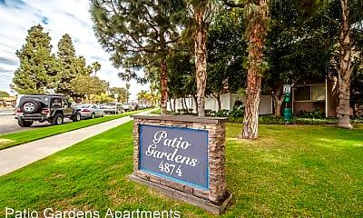 Community Signage, 4874 E Los Coyotes Diagonal, 2