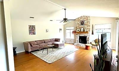 Living Room, 5300 Honey Dew Terrace, 2