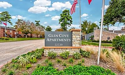 Community Signage, Glen Cove, 2