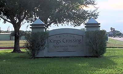 King'S Crossing Apartments, 1
